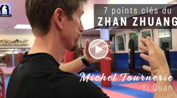 7 points clés du Zhan Zhuang