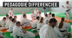 La pédagogie différenciée expliquée pour le karaté [arts martiaux]