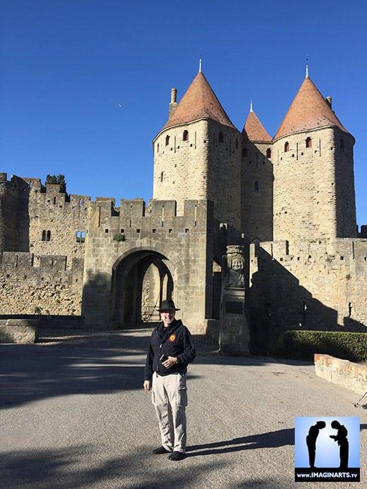 Chris Thomas cité de carcassonne
