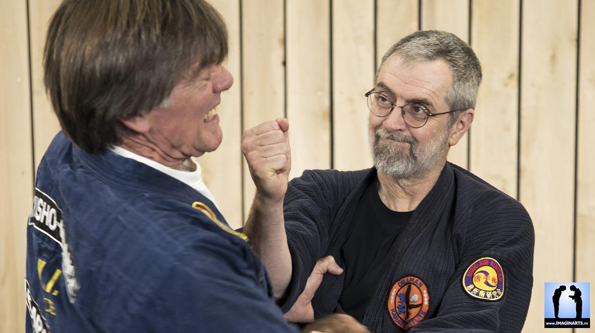 Chris Thomas – Karate & Kyusho DVD