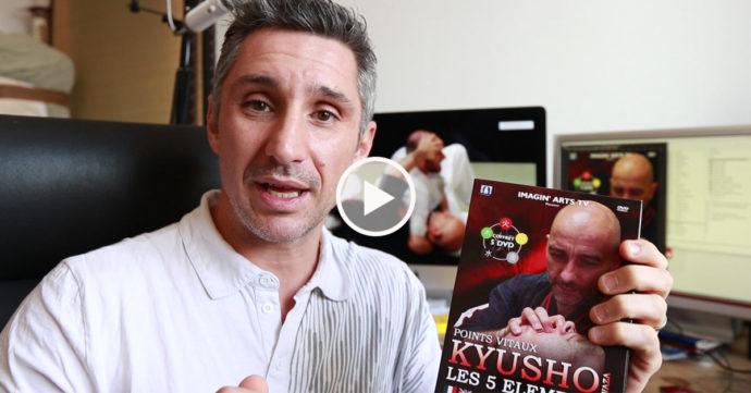 kyusho 5 dvd poins vitaux