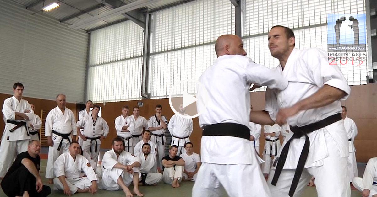 Kyusho, la barre de fer – Serge Rebois [vidéo]