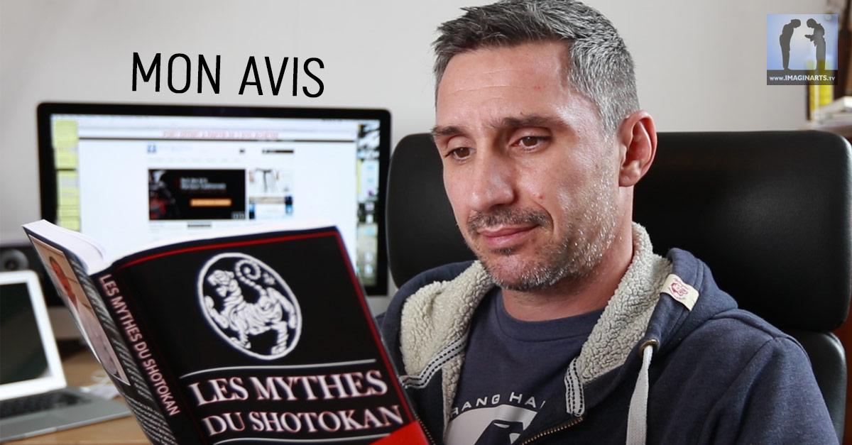 Les Mythes du Shotokan - mon avis [livre]