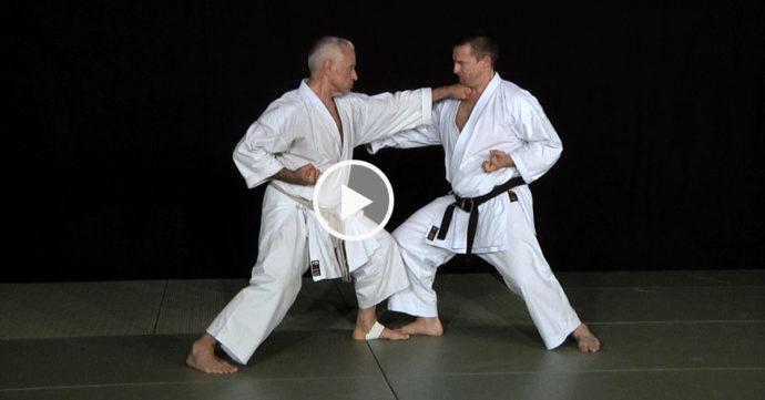 bunkai karate shotokan