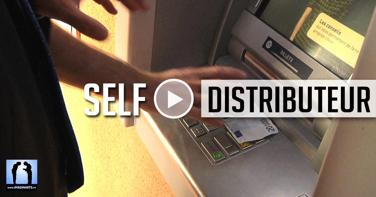 Tentative de vol au distributeur de billet [vidéo]