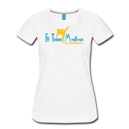 T-Shirt En Terre Martiale femme