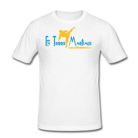 T-Shirt En Terre Martiale