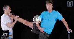 karate stretching yoko geri