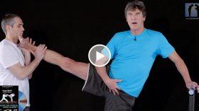 Karate Stretching - Yoko Geri