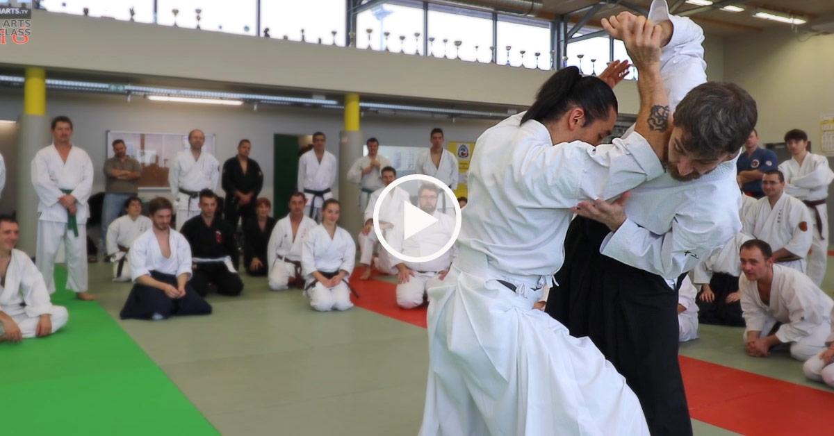 Irimi Atemi Awase Musubi – Leo Tamaki [vidéo]