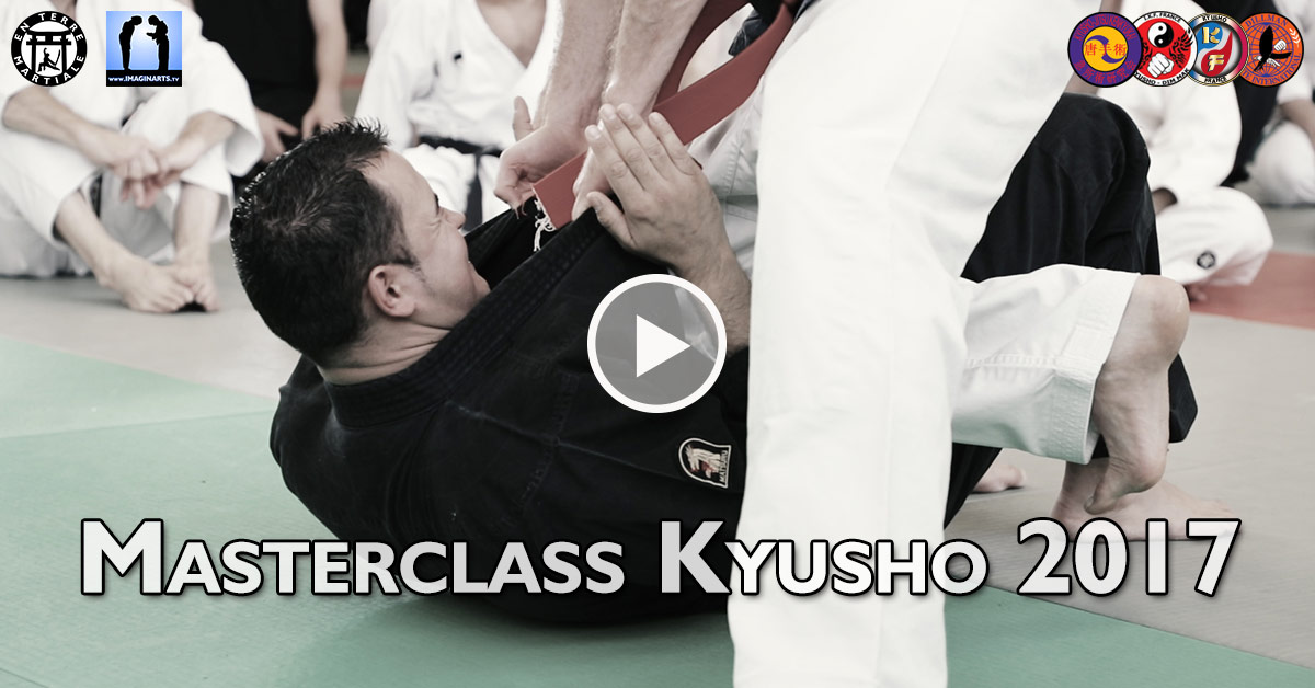 Masterclass Kyusho [vidéo]