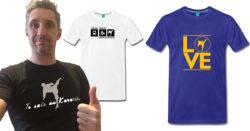 T-shirt karate arts martiaux