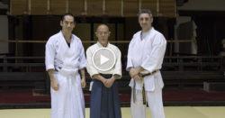 Hino Akira, Léo Tamaki et Lionel Froidure au Japon