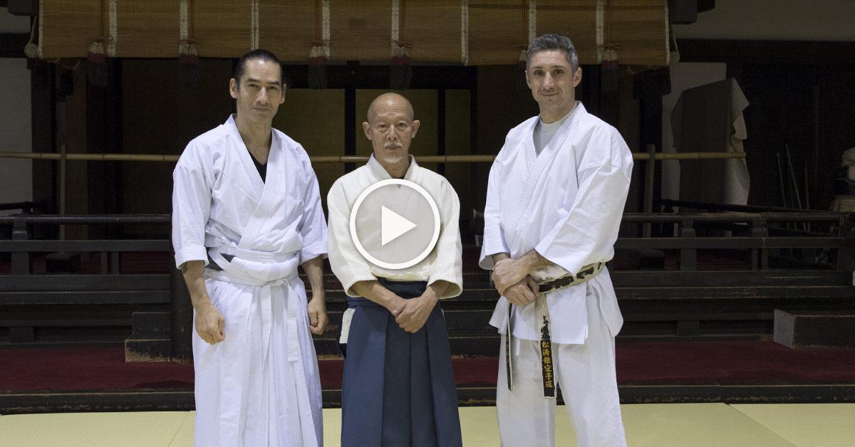 🇯🇵 Le Japon avec Hino Akira sensei et Léo Tamaki [vidéo]