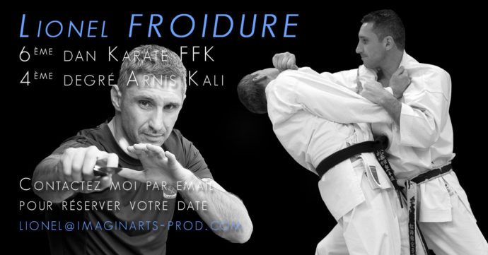 stages avec Lionel Froidure