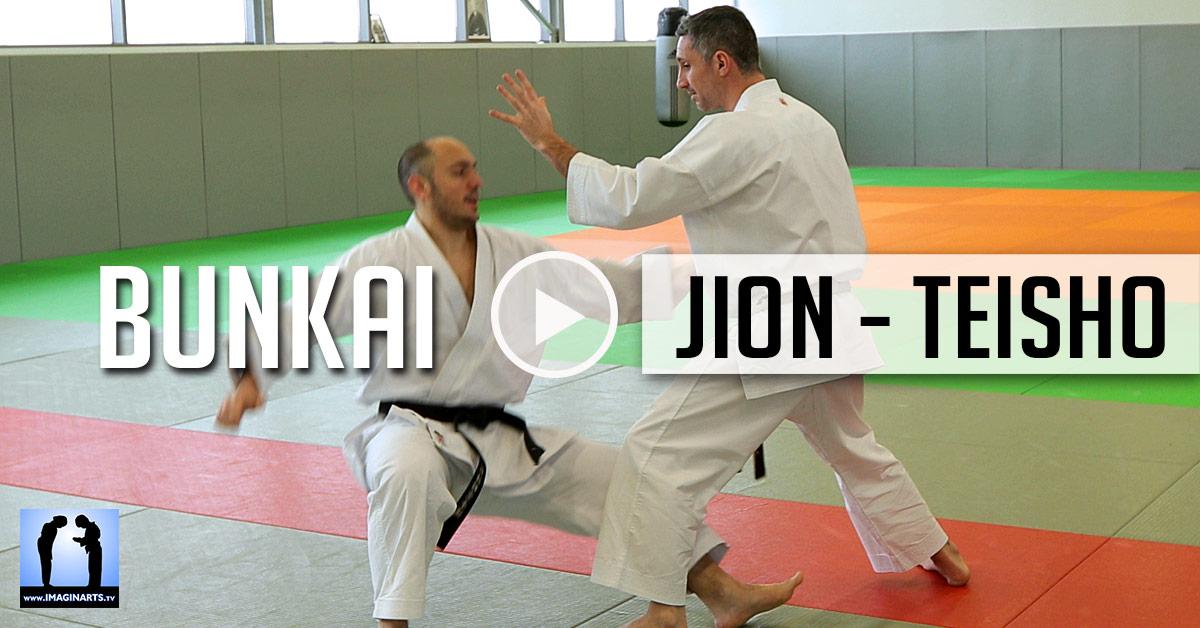 Bunkai Jion - Karate [vidéo]