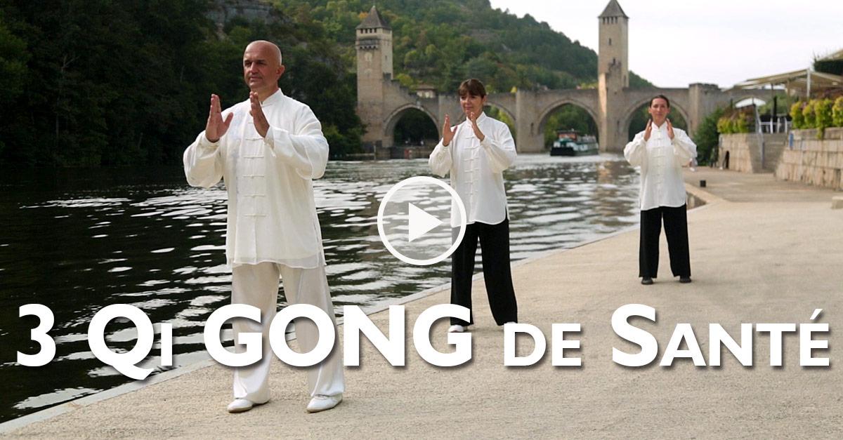 NOUVEAU : Qi Gong de santé [vidéo]