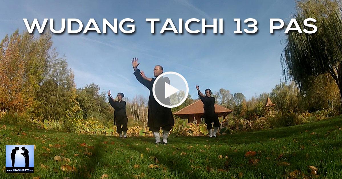 Taichi des 13 pas de Wudang [vidéo]