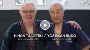 Nihon Tai Jitsu & Yoseikan Budo [vidéo]
