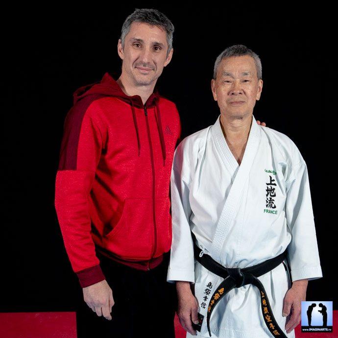 Lionel Froidure et Yukinobu Shimabukuro