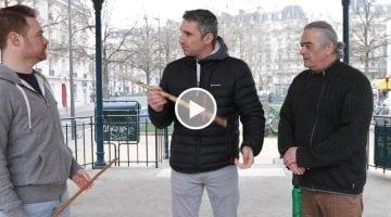 Arnis Kali VS Canne Lafond [vidéo]