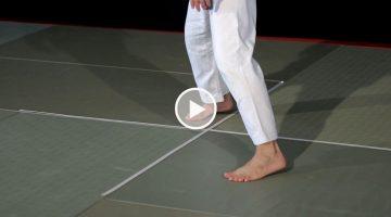 Bases : Tai Sabaki [vidéo]