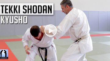 Karate + Kyusho – Bunkai Tekki Shodan [vidéo]