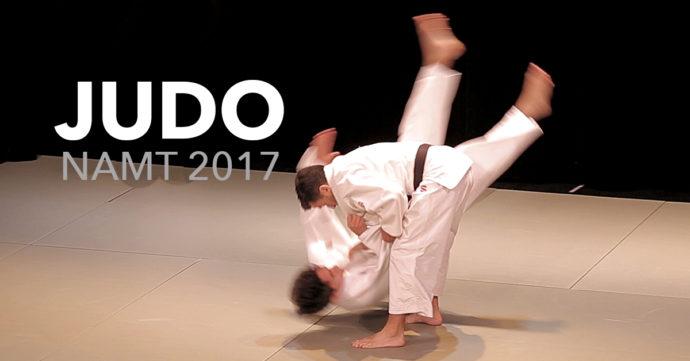 Jean-Luc barre judo namt 2017