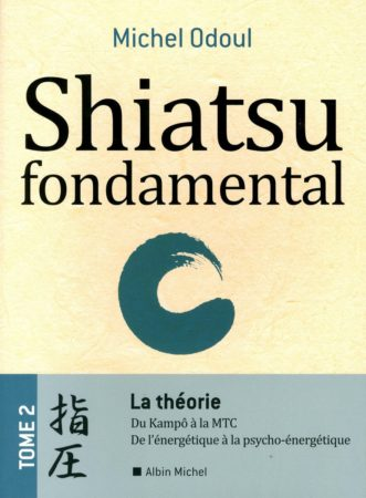 livre shiatsu fondamental michel odoul
