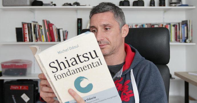 livre shiatsu fondamental de Michel Odoul