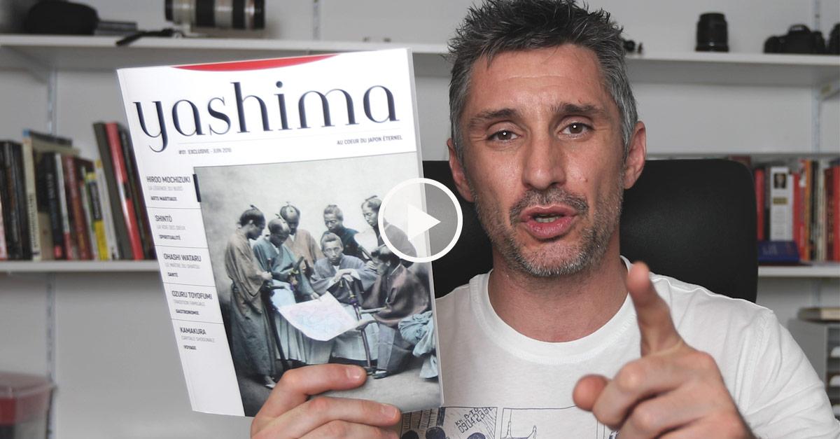 Yashima en avant-première [vidéo]