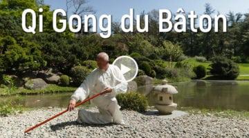 Qi Gong du Bâton avec Thierry Alibert [vidéo]