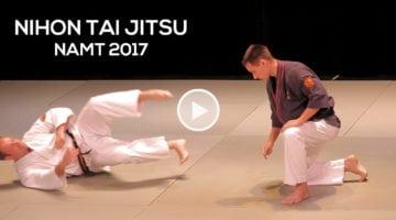 Nihon Tai Jitsu – namt 2017 [vidéo]