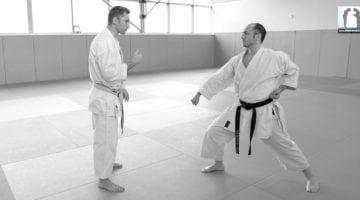 ne pas partir trop tôt - conseil karate