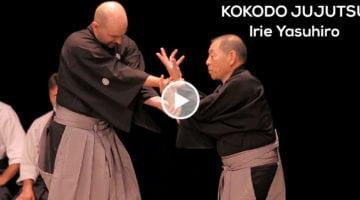Kokodo Jujutsu avec Irie Yasuhiro –  namt 2017 [vidéo]