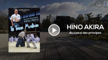 Au coeur des principes – Hino Akira [vidéo]