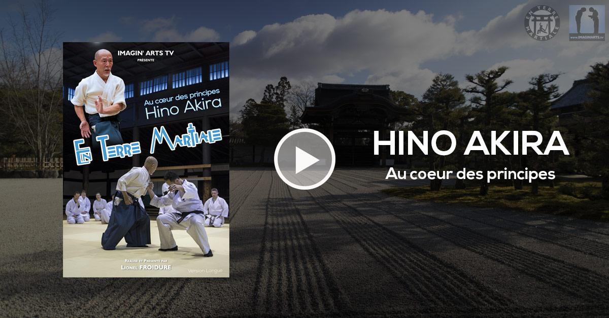 Au coeur des principes - Hino Akira [vidéo]