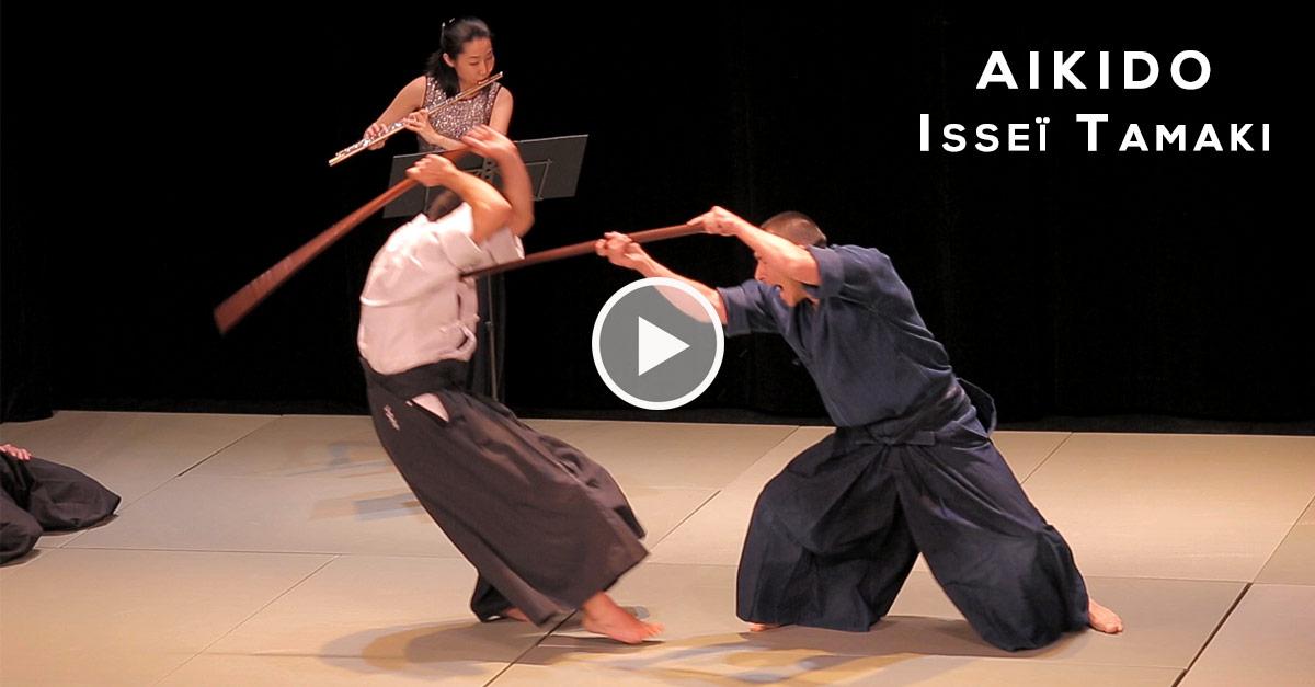 Aïkido avec Issei Tamaki – namt 2017 [vidéo]