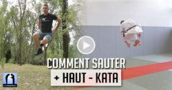 comment sauter plus haut dans ses kata de karate