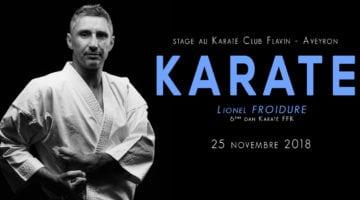 Stage Karate avec Lionel Froidure – Flavin [12]