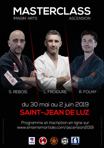 masterclass ascension st jean de luz