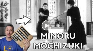 Minoru Mochizuki 望月稔 kata ken jutsu kalori shinto ryu