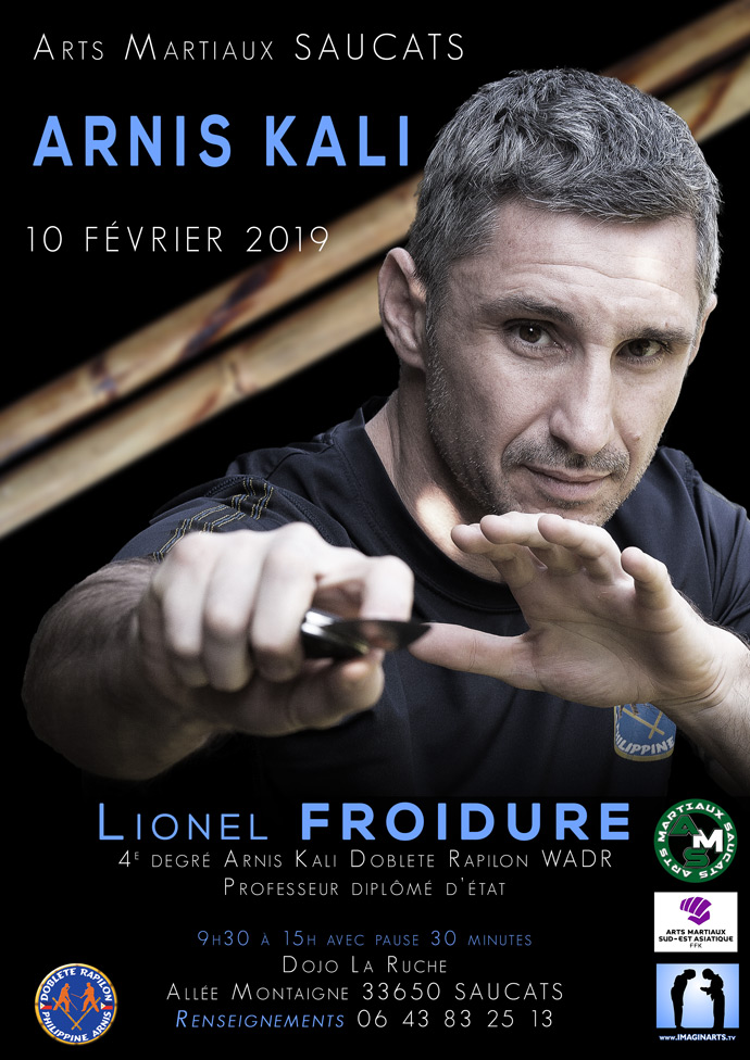 Stage Arnis Kali à Saucats [33]