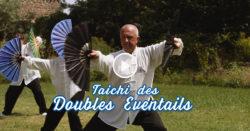 vidéo taichi doubles éventails avec Thierry ALibert