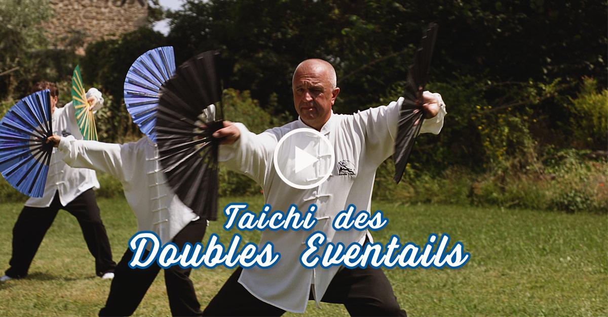 Taichi Doubles Eventails [vidéo]