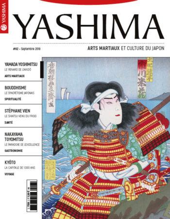 Yashima numéro 2 - magazine arts martiaux