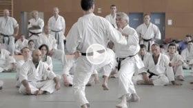 Karate : Jean-François Tisseyre, intervalle et go no sen