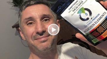 lionel froidure thé vert de santé aquozen