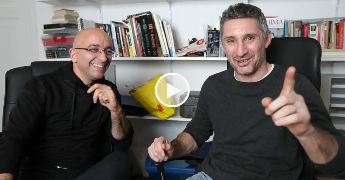 Entretien avec Serge Rebois [vidéo]