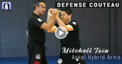 Mitchell Tsia défense bâton asked hybrid arnis